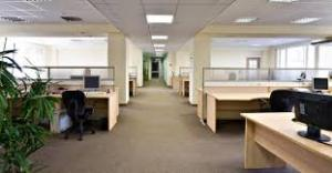 We clean commercial carpets